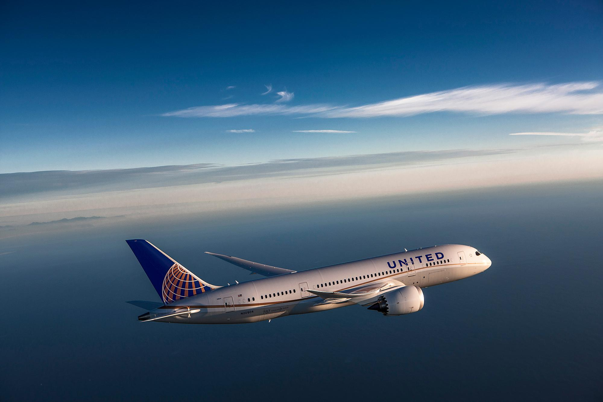 Partnership With United Airlines