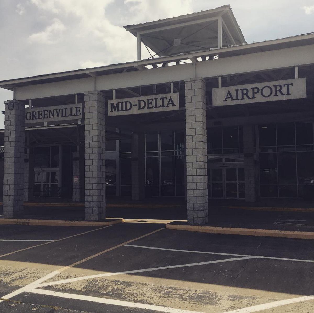 Greenville mid delta airport