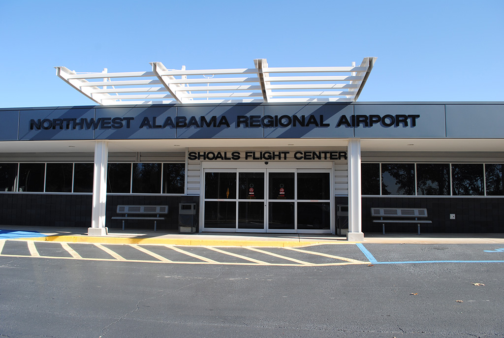 Muscle shoals northwest alabama airport
